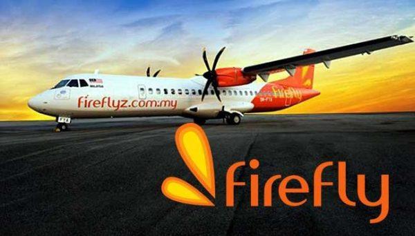 Firefly tawar 10,000 tempat duduk perjalanan sehala percuma bagi destinasi domestik