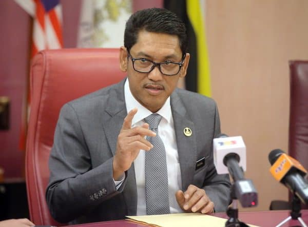 MB Perak zahir ucapan takziah kepada keluarga Mejar Mohd Zahir