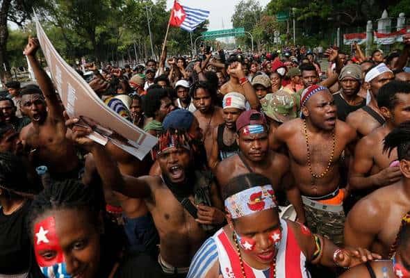 Indonesia laksanakan sekatan ke atas pelancong asing ke Papua