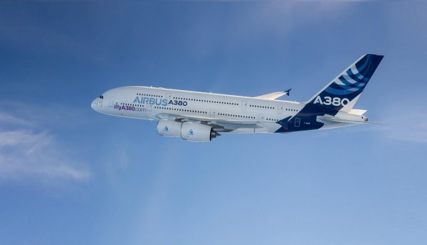 Jumlah pesawat dijangka naik berganda menjelang 2038 – Airbus