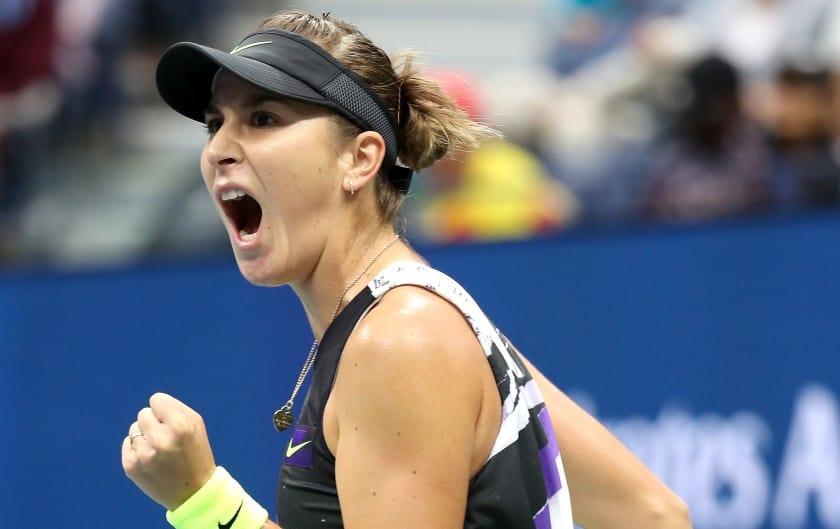 Belinda Bencic hampiri peluang ke final Terbuka AS