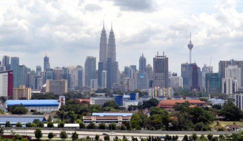 Kualiti udara negara terus pulih, hanya Johan Setia Klang kekal IPU tidak sihat