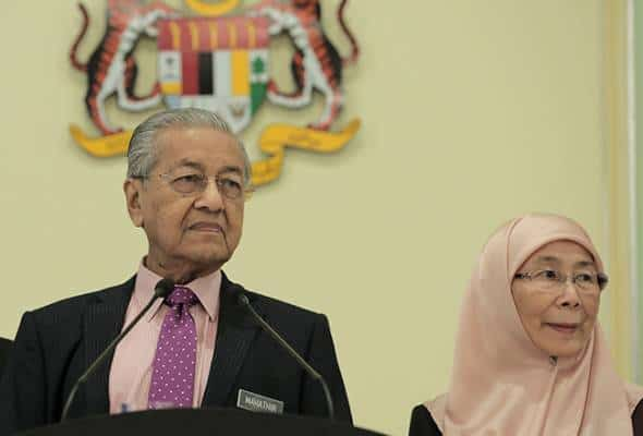 Isu peralihan kuasa PM tidak sepatutnya dibangkitkan lagi – Wan Azizah
