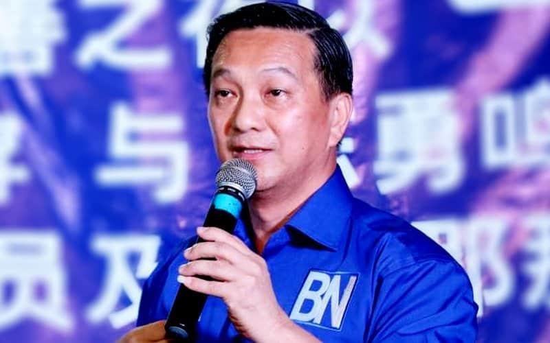BN umum Wee Jeck Seng sebagai calon PRK Tanjung Piai