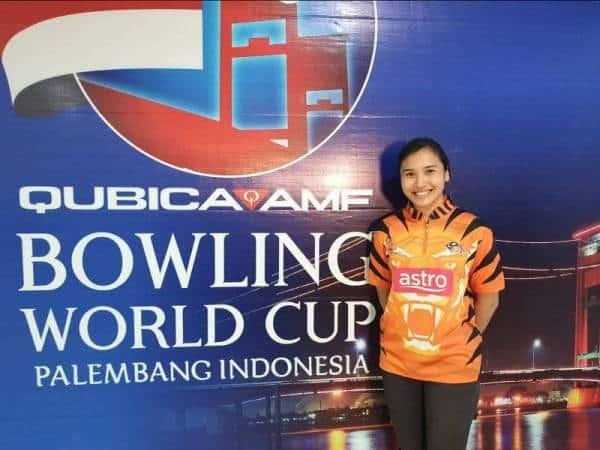 Piala Dunia Boling: Natasha kembali berada di kedudukan teratas