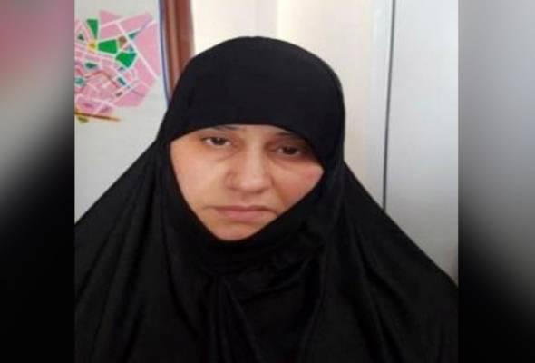 Turki sahkan isteri, anak al-Baghdadi telah ditahan