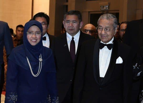Dr Mahathir lancar visi, misi baharu Agrobank