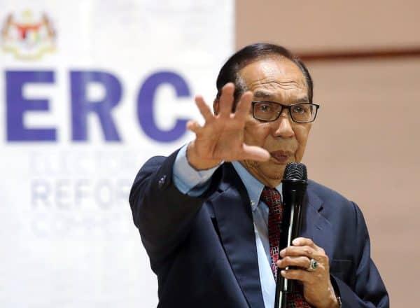 Tempoh penamaan calon perlu dipanjangkan – pengerusi ERC