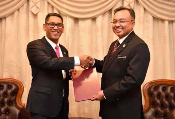 Ahmad Suaidi dilantik Setiausaha Kerajaan Negeri Perak baharu