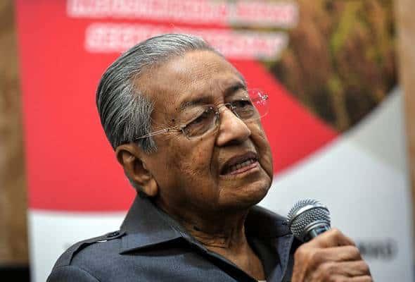 Koronavirus: keadaan di Malaysia tidak kritikal buat masa sekarang – Dr Mahathir