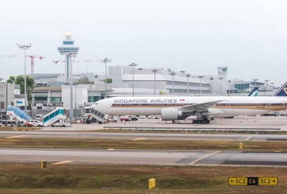 50 penerbangan tertunda, 9 dilencongkan setelah menara kawalan Changi terpaksa dikosongkan