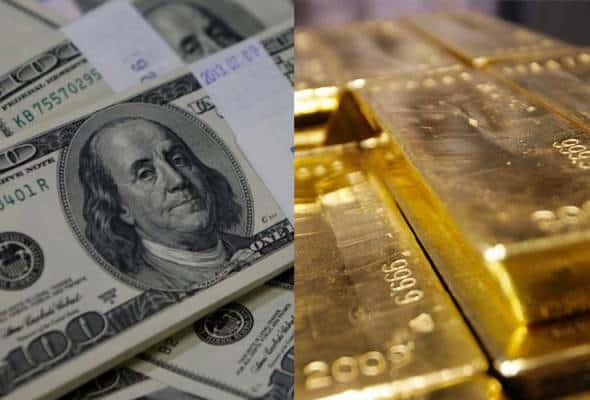 Emas mampu akhiri hegemoni dolar AS – Penganalisis