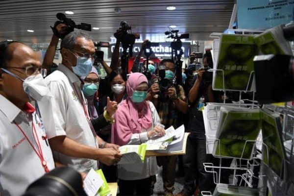 Koronavirus: TPM puas hati langkah pencegahan di KLIA2