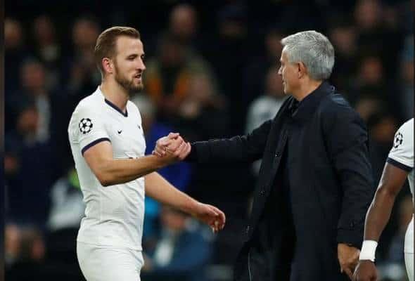 Kane akan berehat hingga Mei depan, kata Mourinho