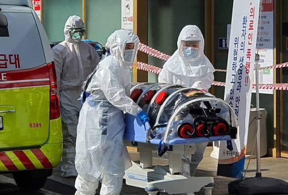Koronavirus: 96 kematian, 630 kes baharu di Hubei