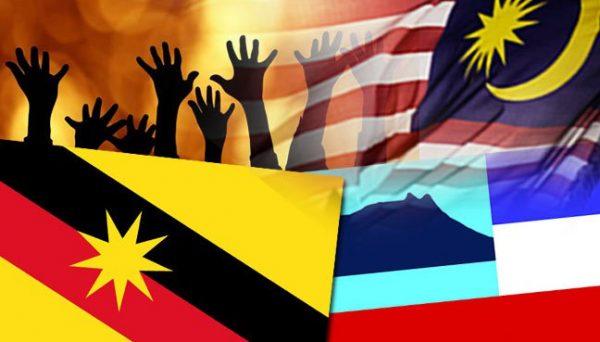 Pendirian parti politik Sabah dan Sarawak dinanti