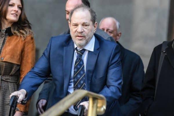 Rogol dan serangan seksual, Weinstein dipenjara 29 tahun