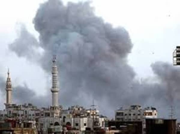 Israel bom Damsyik, tujuh maut termasuk 4 rakyat Iran