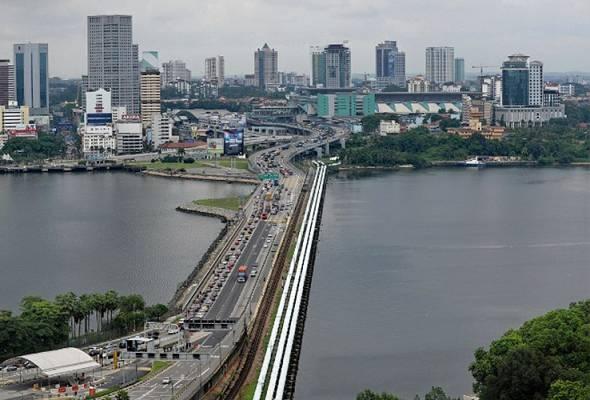 Sekatan: Singapura akan berhubung dengan Malaysia