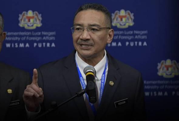 COVID-19: Malaysia terima bantuan peralatan perubatan dari China untuk kegunaan PDRM