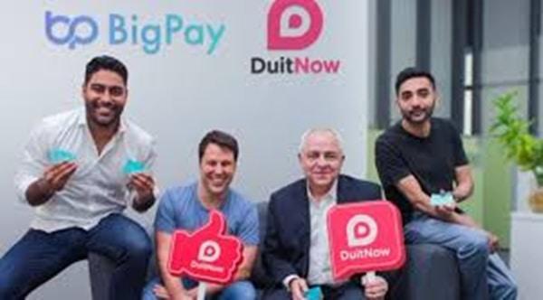 Bigpay sertai ekosistem DuitNow