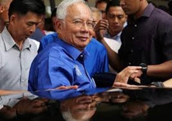 Najib ucap tahniah pada barisan kabinet Perikatan Nasional