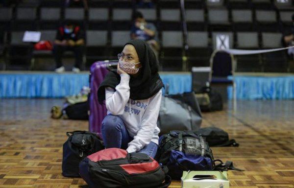 Pelajar Sabah Yang Pulang Tetap Jalani Kuarantin