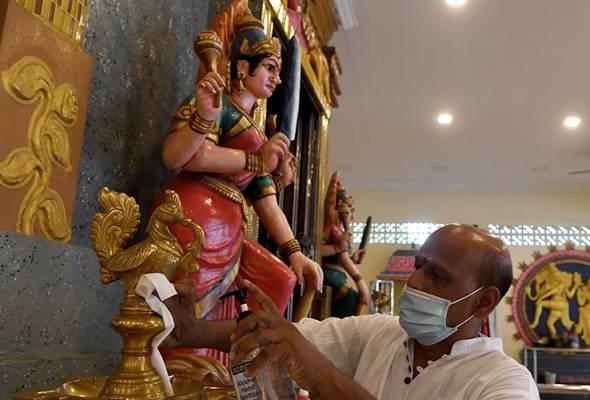 Had maksimum 250 orang dibenar hadir rumah ibadat di Sarawak