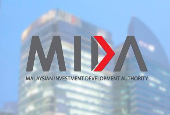 MIDA tarik 32 projek pelaburan berjumlah RM17.5 bln ekoran isu AS-China