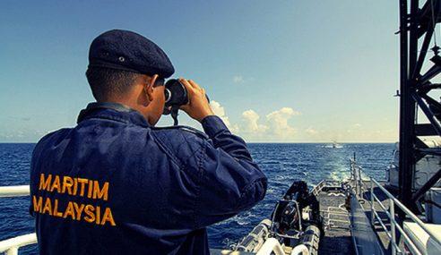 Bot nelayan Vietnam diberkas pasukan Maritim Malaysia