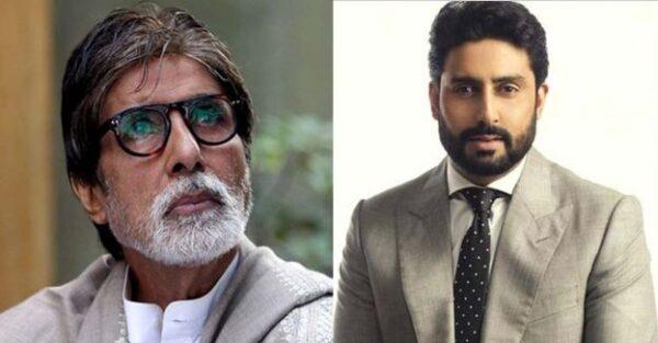 Amitabh Bachchan, anaknya Abishek positif COVID-19