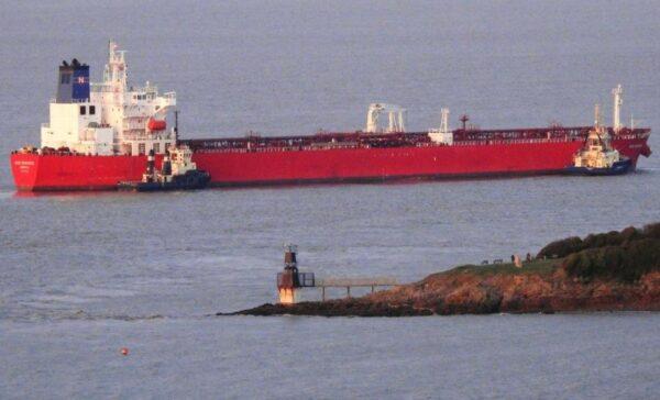 Kru kapal Nave Andromeda selamat, tujuh individu ditahan, kata Kementerian Pertahanan UK