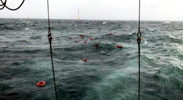 Tindakan pantas APMM selamatkan lebih 100 anak kapal Dayang Topaz