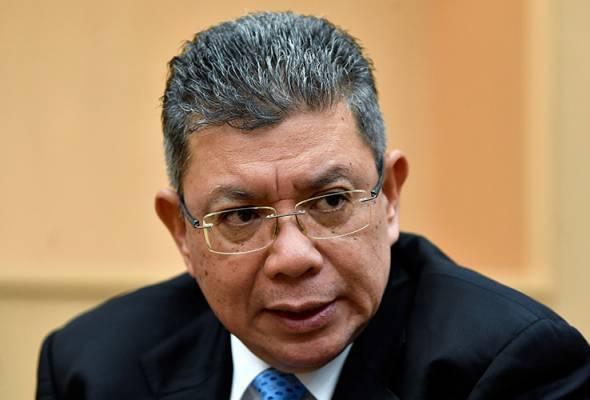 Dakwaan kerajaan abai Sabah tidak berasas – Saifuddin