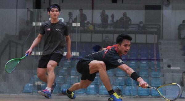 Ivan mara untuk kejuaraan kebangsaan keempat