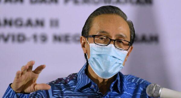 Kes COVID-19 masih tinggi, kerajaan negeri Sabah syor tempoh PKPB dilanjut – Masidi