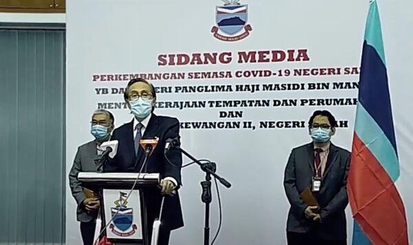 Aktiviti sosial punca penularan COVID-19 di Sabah
