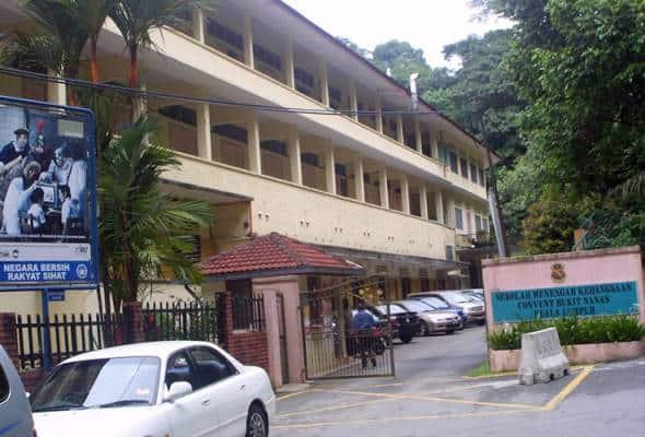 Segera wartakan SMK Convent Bukit Nanas sebagai tapak warisan negara