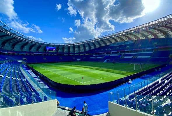 Stadium Sultan Ibrahim dipilih tuan rumah Spartan Stadion