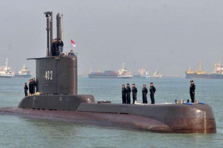 Semua kru kapal selam KRI Nanggala 402 terkorban