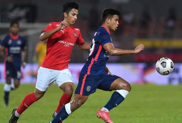 Liga Super: Giliran KL City FC pula sekat JDT