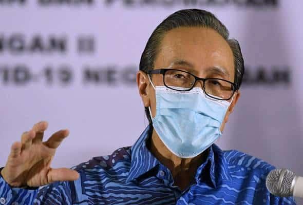 48,935 individu telah lengkapkan dua dos vaksin COVID-19 di Sabah – Masidi