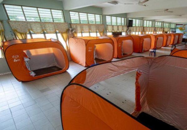 Mangsa banjir Sabah kekal 88 orang
