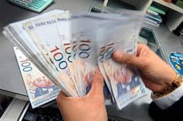Ringgit lemah berbanding dolar AS