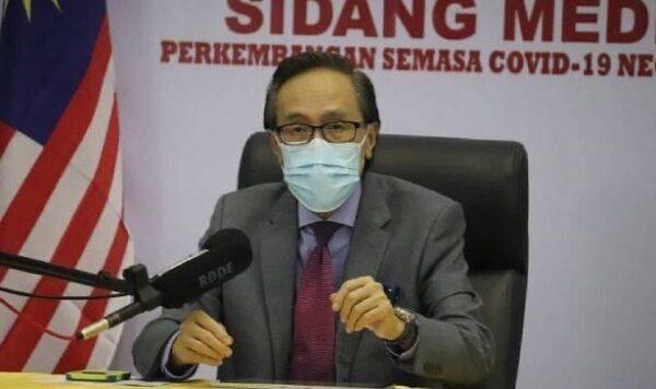 COVID-19: Tempat kerja sempit punca penularan kluster di Sabah