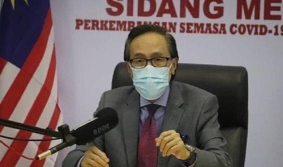 COVID-19: Dua kluster baharu berkaitan sambutan Aidilfitri dikesan di Sabah