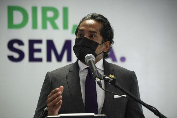 Campuran dua vaksin masih dikaji – Khairy