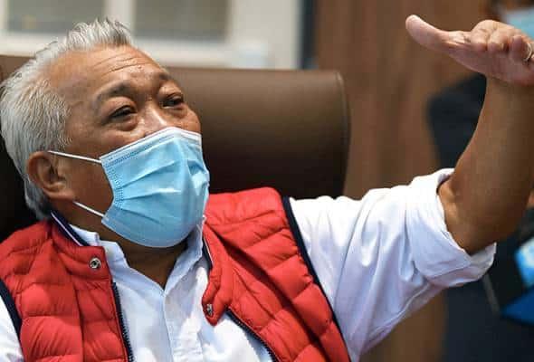 COVID-19: Sabah sasar vaksinasi 20,000 orang sehari