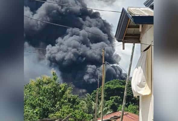 Korban kemalangan pesawat tentera Filipina meningkat kepada 50
