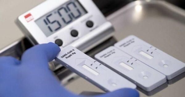 Thailand lulus kit ujian antigen COVID-19 dijual kepada orang awam